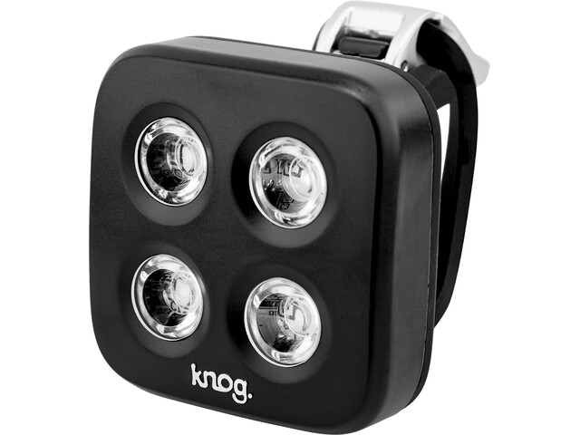 Knog Blinder MOB The Face Cykellampa vit LED black